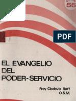 Clar - El Evangelio Del Poder Servicio