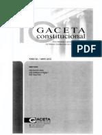 CDG - Las Competencias de la Comisión Permanente en el sistema parlamentario peruano (2012)