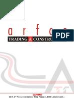 Arfco Booklet