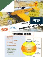Climas Mundiais e Form. Vegetais Final - MM
