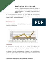 Economia Regional de La Libertad
