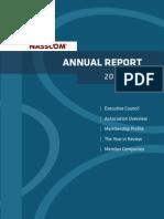 NASSCOM Annual Report 2011-2012