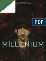 Millenium 1 premières planches (Crédit Editions Dupuis)