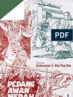 PG78 074 Kho Ping Hoo Pedang Awan Merah