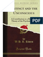 Instinct and the Unconscious - 9781440077609