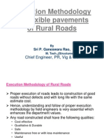 PP2-Execution Methodology of Flexible Pavement