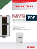 Co2 Transmitter