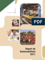 Raport de Sustenabilitate 2011_Coca-Cola HBC Romania