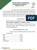 Edital nº 432012