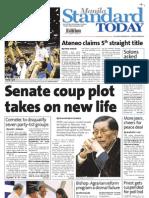 Manila Standard Today - Friday (0ctober 12, 2012) Issue