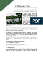 ecosistema abiotico