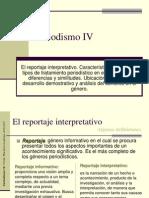 El Reportaje Interpretativo