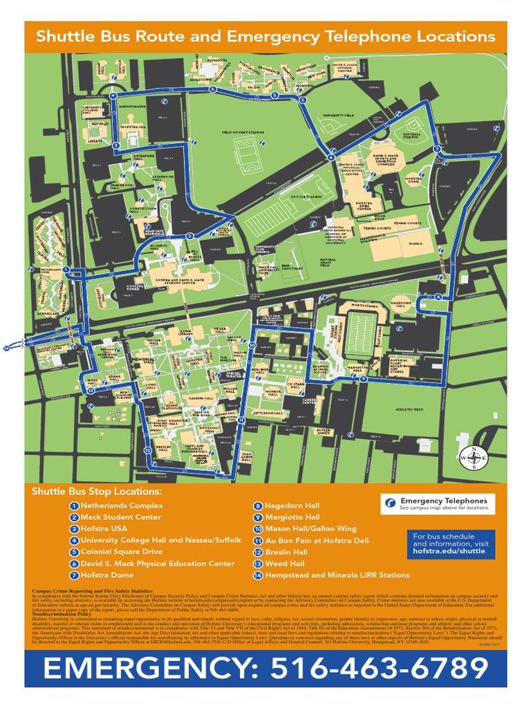 Hofstra University Shuttle Bus Route Rehabilitation Act Of 1973
