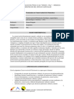 Programa Patrimonio 2012