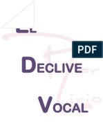 Declive Vocal