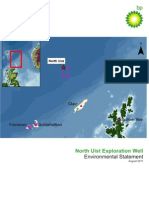 Scotland North Uist Exploration Well Environmental Statement