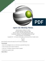 Open Slx Weekly News en 33