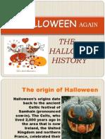 It's Halloween Again