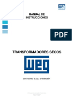 Transformador Defasador Manual Instrucciones