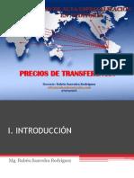 Precios de Transferencia -Cpc. Ruben Saavedra