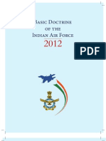 Basic Doctrine of Indian Air Force 2012.PDF