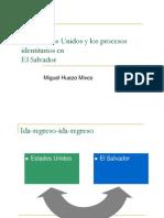 Los Estados Unidos y los procesos identitarios en El Salvador