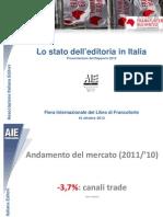 Aie rapporto 2012