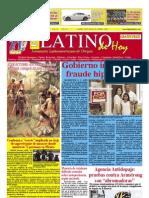 El Latino de Hoy   The Only Weekly Hispanic Newspaper of Oregon   10-10-2012