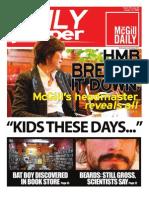 McGill Daily 98_26_12JAN09