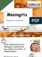Meningitis Epidemiologia