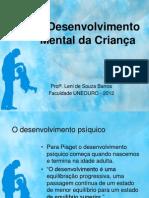 O Desenvolvimento Mental da Criança - Piaget