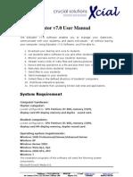 Educator User Manual ENGLISH