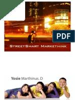StreetSmart Markethink