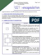 GRAFCET - Structuration Par Encapsulation