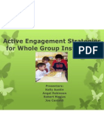 eto active engagement strategies ppt