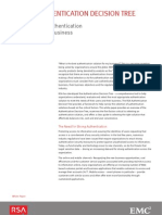 RSA Decision Tree WP 0711