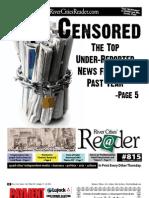 River Cities' Reader - Issue 815 - October 11, 2012