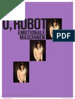 Für kranke Hirne - Roboter sollen sexuellen Bedürfnisse befriedigen  - Emotional_Machines_M.Celko_
