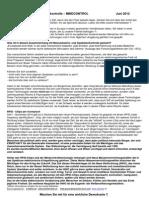 Strahlenfolter - Bewusstseins- Und Gedankenkontrolle - MINDCONTROL - Juni 2012
