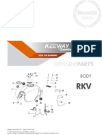 Despiece RKV 200 CC
