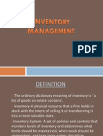 ABC Analysis or Selective Inventory Control(Sic)