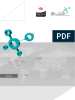 Folder Institucional en 2012