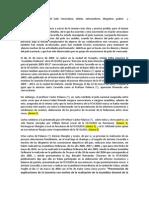 La historia de corruptela del Judo Venezolano