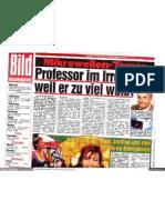 Strahlenfolter - Bild - Mikrowellen Terror - Professor Im Irrenhaus, Weil Er Zu Viel Wusste