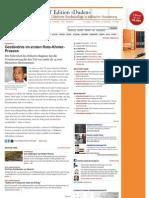 Strahlenfolter - Demokratischer Totalitarismus - Kommentar Zum Artikel - Www.zeit.De_online_2009