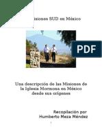 Las Misiones SUD en México