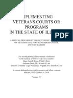veterans court protocol