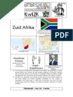 Microsoft Word - Zuid Afrika