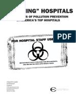 Greening Hospitals