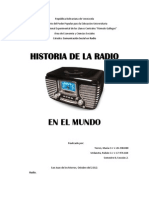 Historia de la Radio en el Mundo, Vzla y Guárico